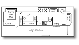 Rental 2 Layout